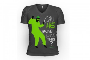 can he move it shirt