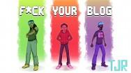 Childish Gambino- F*ck Your Blog ( ft Flynt Flossy & Yung Humma)