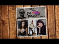 Flynt Flossy presents The SHEro Syndicate series…Coming Soon!!